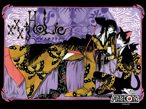 Alfabeto com Animes/Mangás - Página 6 Xxxholic252812529
