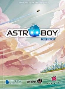 astro boy reboot
