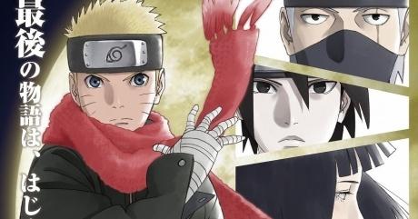 Naruto the last filme poster